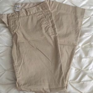 Banana Republic Khakis Ryan Fit